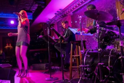 Jessica Hendy at 54 Below
